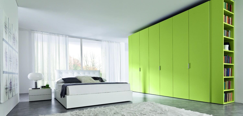 Пример распашного шкафа под индивидуальный заказ #530036.